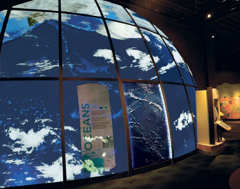 Changing Earth - The Franklin Institute