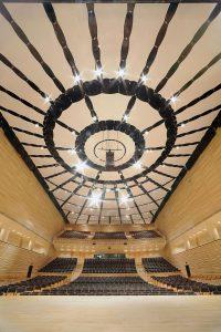 EMPAC Concert Hall - Rensselaer Polytechnic Institute