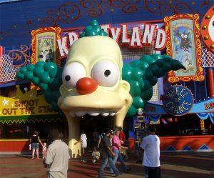 The Simpsons Ride, Universal Studios Florida