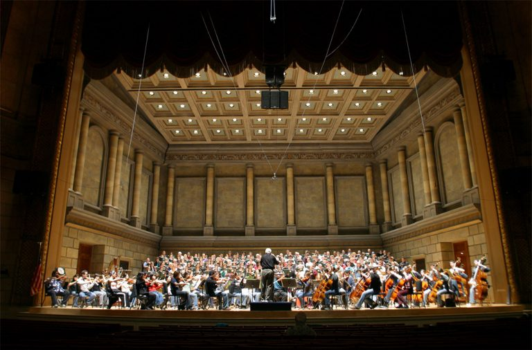 Eastman Theater - Eastman School of Music