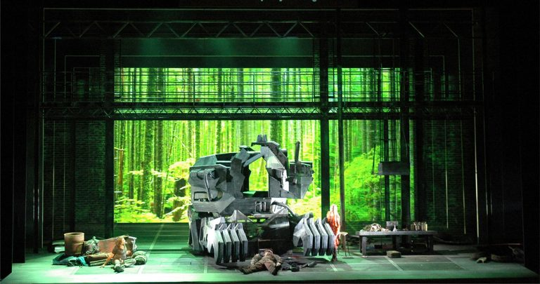 Fafner from Siegfried - Washington National Opera
