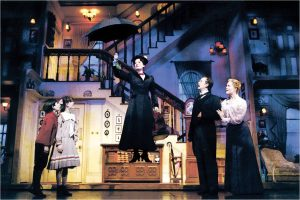 Mary Poppins, Disney Theatrical