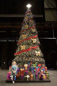 Nutcracker Tree, Northeast Ballet
