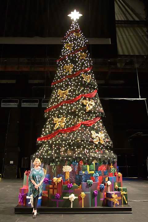 Nutcracker Tree, Northeast Ballet