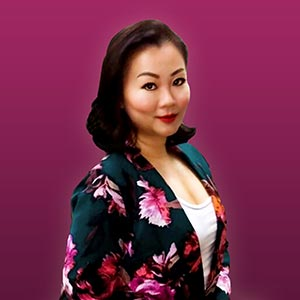May Kan, General Manager ADK Asia Pte. Ltd